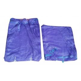 Violetiniai tinkliniai maišai