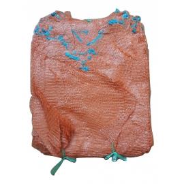 Oranžiniai tinkliniai maišai