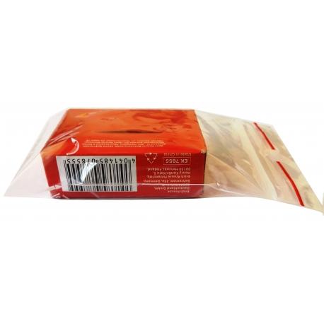 Skaidrūs minigrip maišeliai