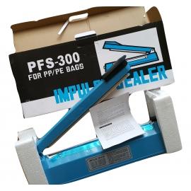 Maišelių užlydymo aparatas PFS-300