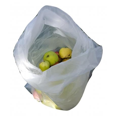 Stiprūs maišai vaisiams ir daržovėms